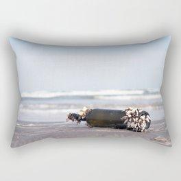 No message found Rectangular Pillow