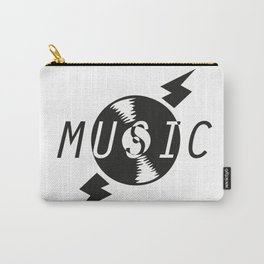 Vinyl Music 2 Carry-All Pouch