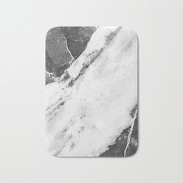 Titan River Black Bath Mat