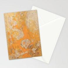 Fire Skull I Part I Stationery Cards