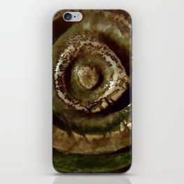 The Column of the Weeping Eye iPhone Skin