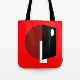 TELEV  IS  ON Tote Bag