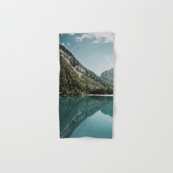 Grainy Lake Hand & Bath Towel