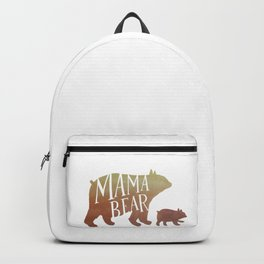 Mama Bear Backpack