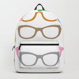 Glasses #4 Backpack