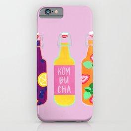 Kombucha - Rainbow Palette iPhone Case