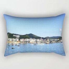 The Arrival Rectangular Pillow