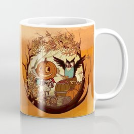 Fall Folklore Coffee Mug