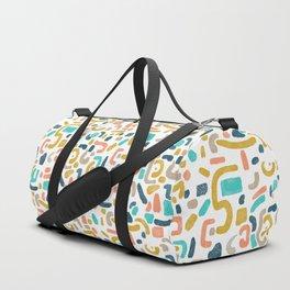 Alphabet Soup Duffle Bag