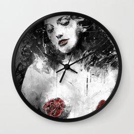 Mother's Milk Wall Clock
