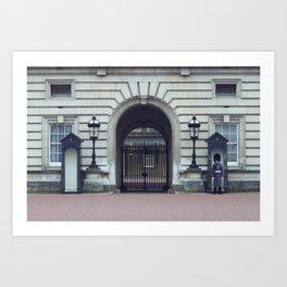 Her Majesty's Palace Guard Art Print
