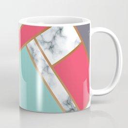 Geometry Gold 020 Coffee Mug
