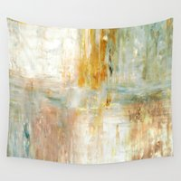 coffee Wall Tapestries featuring Coffee by T30 Gallery