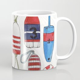 nautical buoys Coffee Mug