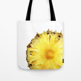 Pineapple Slice Tote Bag