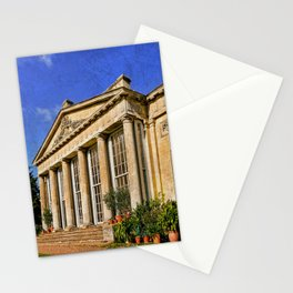 Temple Greenhouse Stationery Cards