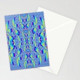 Ravers Cranium Stationery Cards