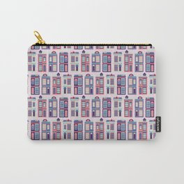San Francisco Painted Ladies 2 Carry-All Pouch