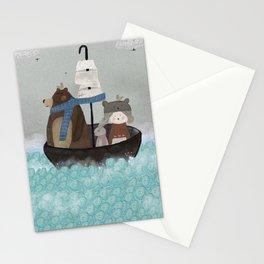 paddington pond Stationery Cards
