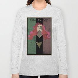 Feel The Burn Long Sleeve T-shirt