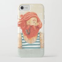 spirit iPhone & iPod Cases featuring Octopus by Seaside Spirit