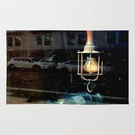 What Light Through Yonder Window... Rug