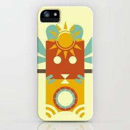 Tiki Tiki iPhone Case