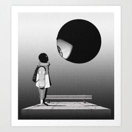 原点 - ORIGIN Art Print