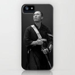 Chirrut Imwe iPhone Case