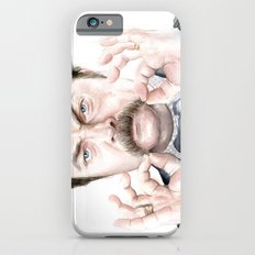 Swanson Mustache Slim Case iPhone 6