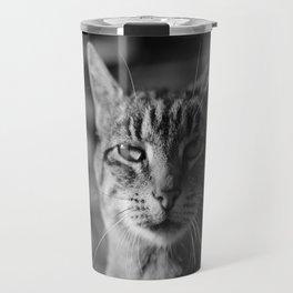 Ashes Cat Travel Mug