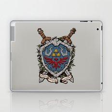 The shield Laptop & iPad Skin