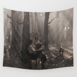 Dive into the book Wall Tapestry