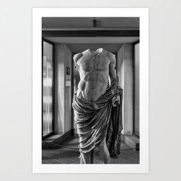 Roman Female Art Print