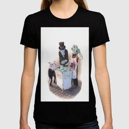 Gourmets T-shirt