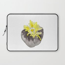 Lithops Blooming Laptop Sleeve