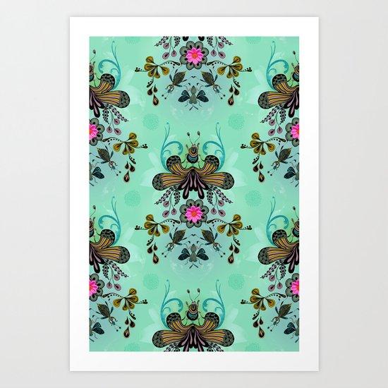 A Bugs Life Art Print