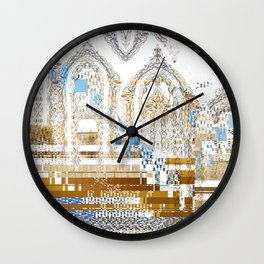 Purity and Corruption Wall Clock