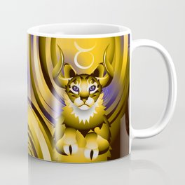 TAURUS ZodiaCats Coffee Mug