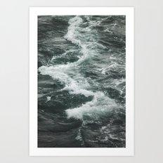 Of The Sea Art Print