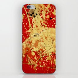 Casting Out Nines iPhone Skin