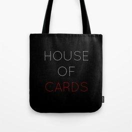 HOC: Frank Underwood - tvshow Tote Bag