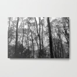 Listen To The Trees Metal Print