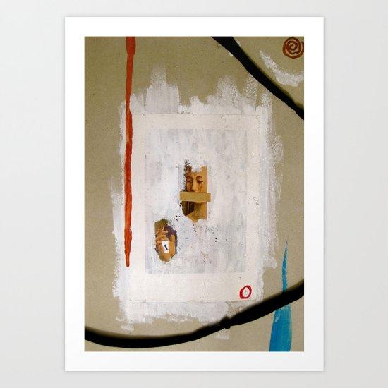 spiritus Art Print