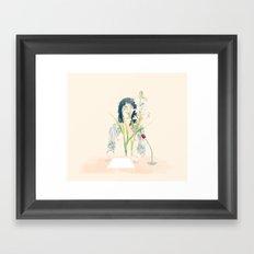 Ozawa Framed Art Print