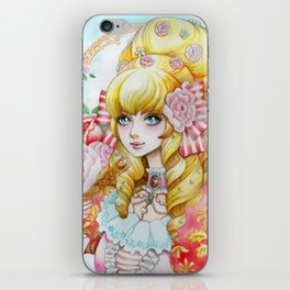 Roseprincess iPhone Skin