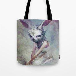 rabbit_5 Tote Bag