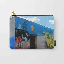Mario Street Art Carry-All Pouch