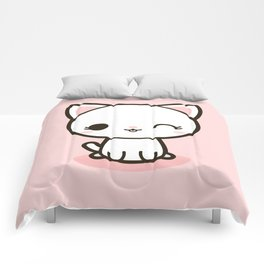 Kawaii Kitty 3 Comforters