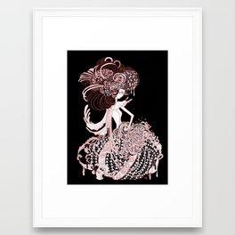 Seven Deadly Indulgences - Hallucinogenic Framed Art Print